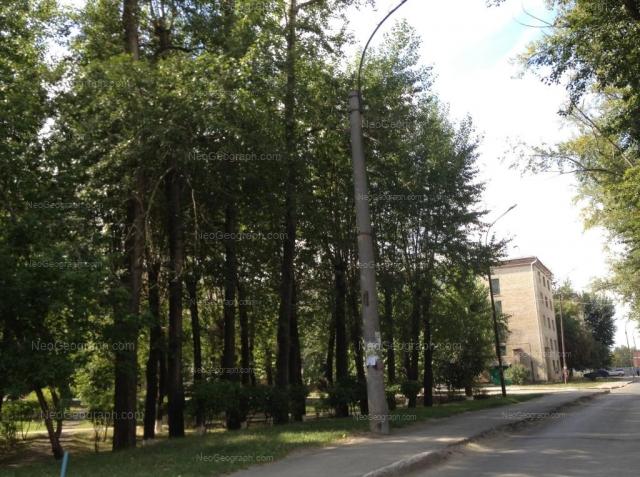 Адрес(а) на фотографии: улица Фонвизина, 4, Екатеринбург