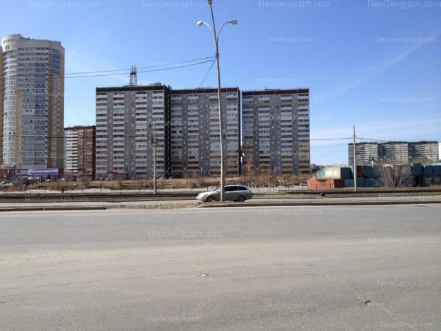 Адрес(а) на фотографии: Техническая улица, 12, 14к2, 16, Екатеринбург