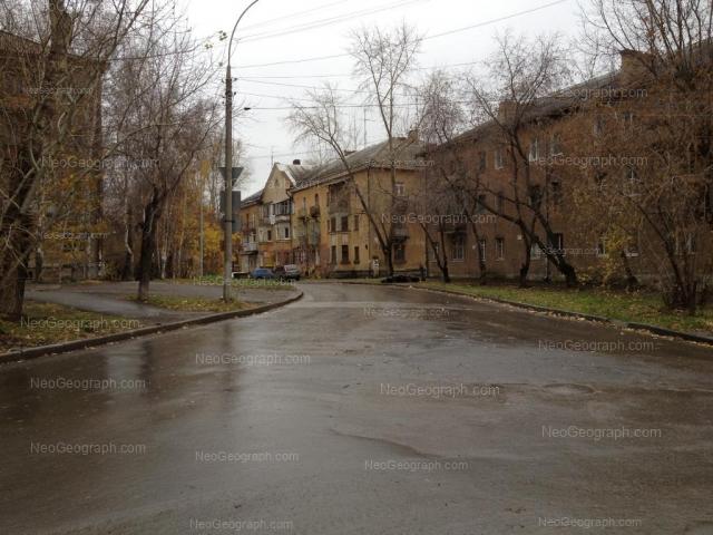 Address(es) on photo: Iulskaya street, 46А, 53, 55, Yekaterinburg