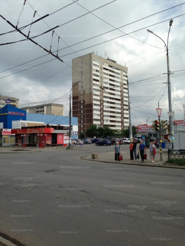 Адрес(а) на фотографии: улица Восстания, 50/2, 56/3, 56/4, Екатеринбург