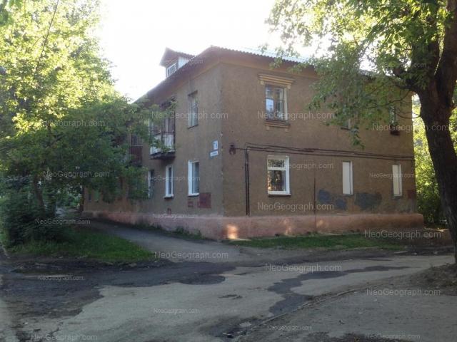 Адрес(а) на фотографии: улица Лобкова, 78, Екатеринбург