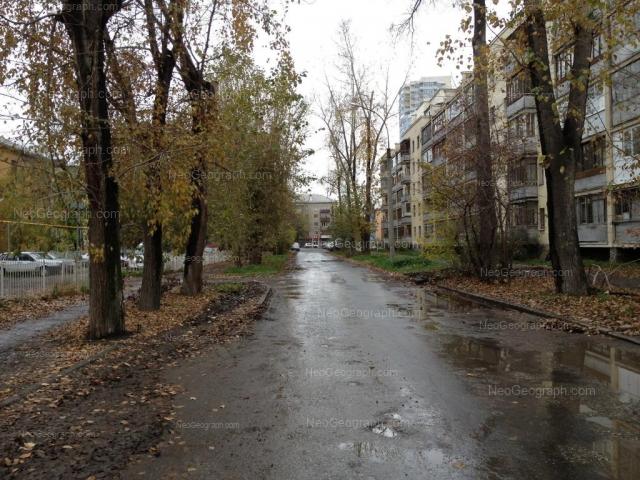 Адрес(а) на фотографии: Переходный переулок, 7, Екатеринбург