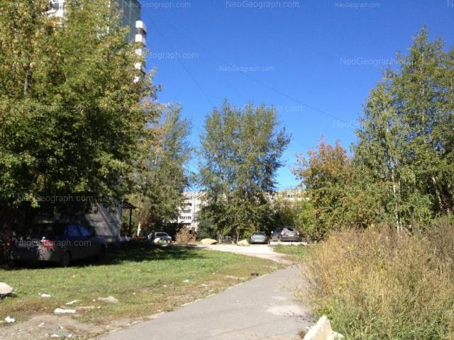 Адрес(а) на фотографии: Байкальская улица, 27, 29, 38, Екатеринбург