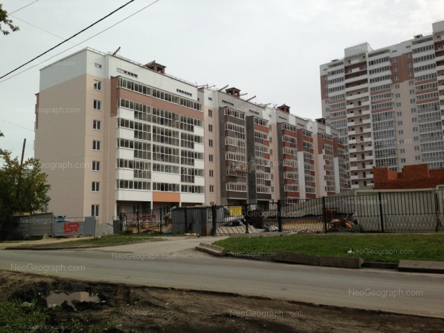 Адрес(а) на фотографии: Нагорная улица, 49, Екатеринбург