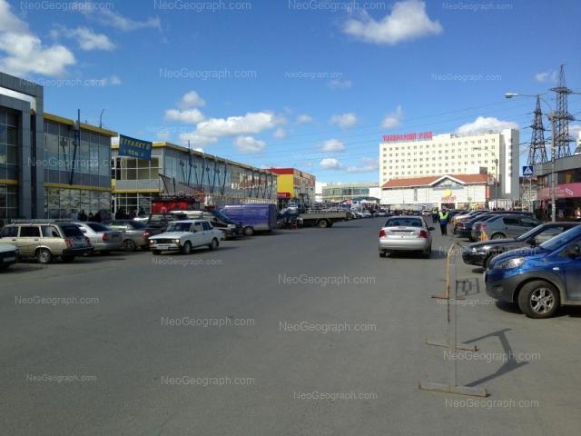 Адрес(а) на фотографии: улица Миномётчиков, 1, 3, 7А, Екатеринбург