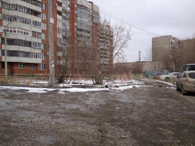 Адрес(а) на фотографии: улица Готвальда, 14, 16, 18, Екатеринбург
