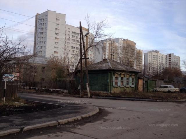 Адрес(а) на фотографии: Каслинский переулок, 5, Екатеринбург