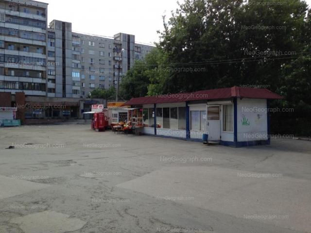 Адрес(а) на фотографии: улица Индустрии, 24, 26, 26А, Екатеринбург