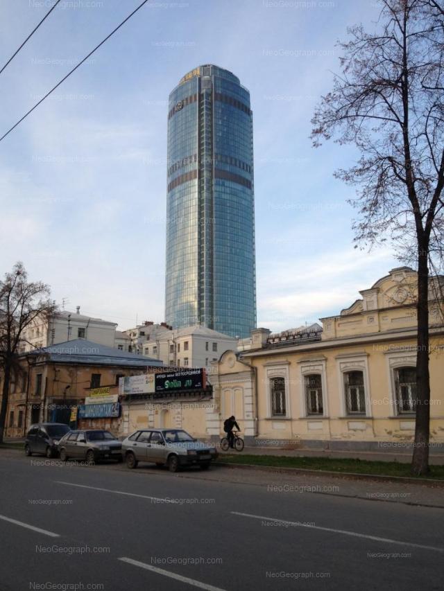 Адрес(а) на фотографии: улица Розы Люксембург, 3, 5, 5В, Екатеринбург