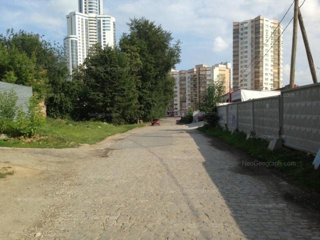 Адрес(а) на фотографии: улица Февральской Революции, 15, Екатеринбург
