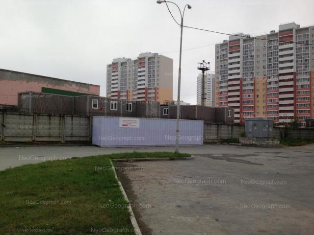Адрес(а) на фотографии: Совхозная улица, 4, 10, Екатеринбург