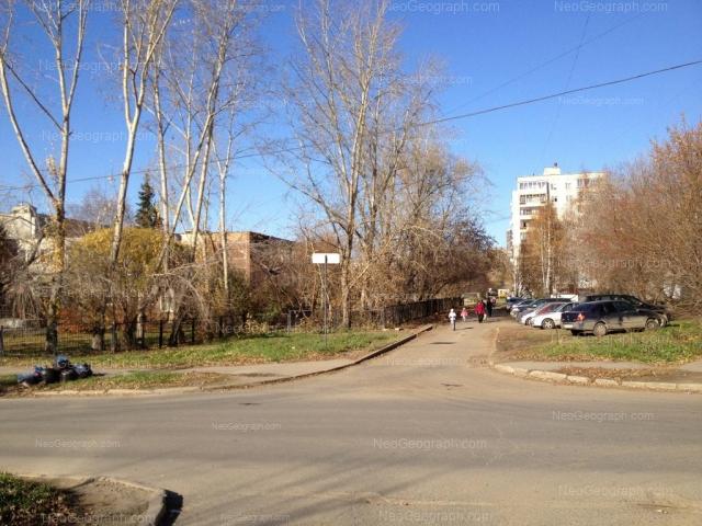 Адрес(а) на фотографии: улица Тверитина, 13, Екатеринбург