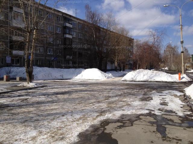 Адрес(а) на фотографии: Белореченская улица, 12, Екатеринбург