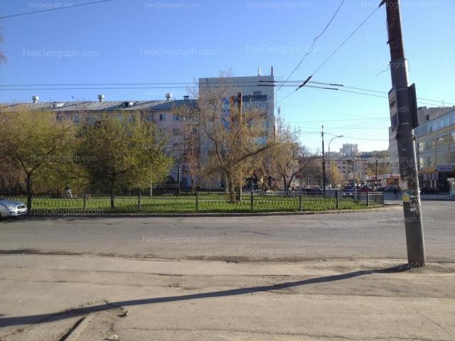 Адрес(а) на фотографии: Посадская улица, 43, 45, Екатеринбург