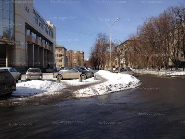 Адрес(а) на фотографии: Академическая улица, 13, 16, 16а, 17, 19, Екатеринбург
