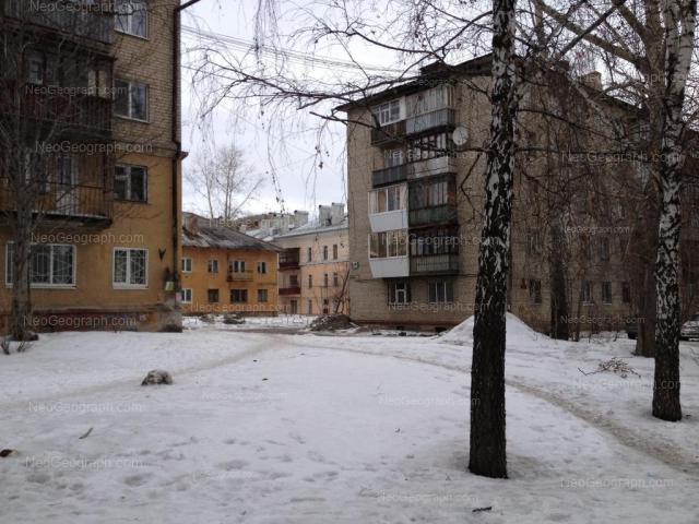 Address(es) on photo: Manevrovaya street, 17, 19, 23, 25, Yekaterinburg