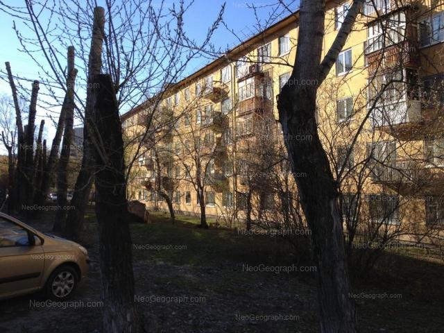 Адрес(а) на фотографии: улица Пальмиро Тольятти, 11, Екатеринбург