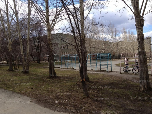 Адрес(а) на фотографии: улица Бебеля, 122А, Екатеринбург