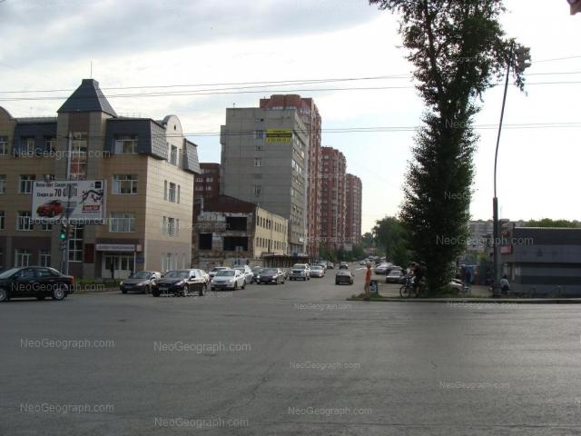 Адрес(а) на фотографии: улица Белинского, 91, Екатеринбург