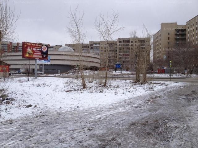 Address(es) on photo: Mashinistov street, 2, 2Ж, 4, Yekaterinburg