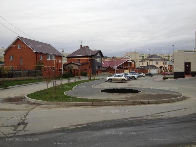 Address(es) on photo: Barvinka street, 13, 15, 17, 19, Yekaterinburg
