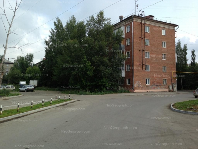 Address(es) on photo: Industrii street, 94б, 96а, Yekaterinburg