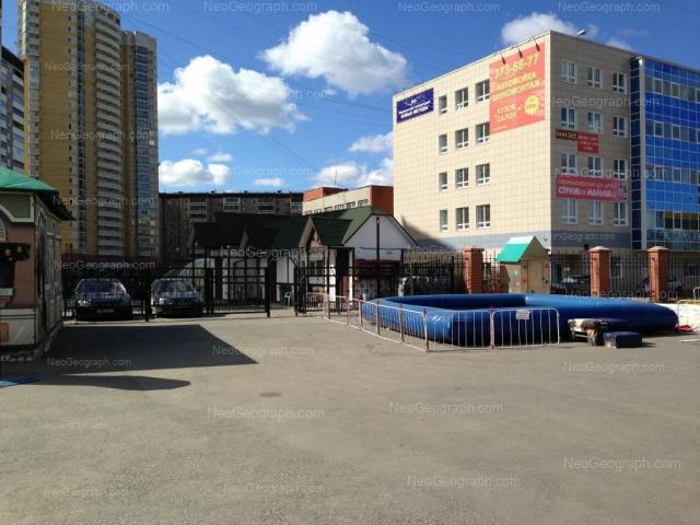 Адрес(а) на фотографии: Техническая улица, 14, 14к2, 18Б, Екатеринбург