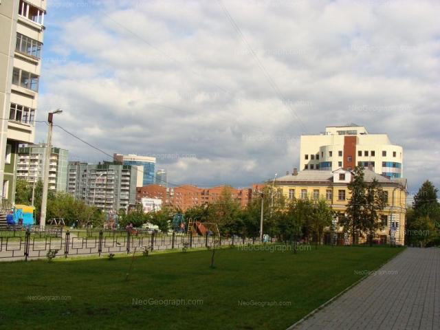 Address(es) on photo: Narodnoy voli street, 19, 19А, Yekaterinburg