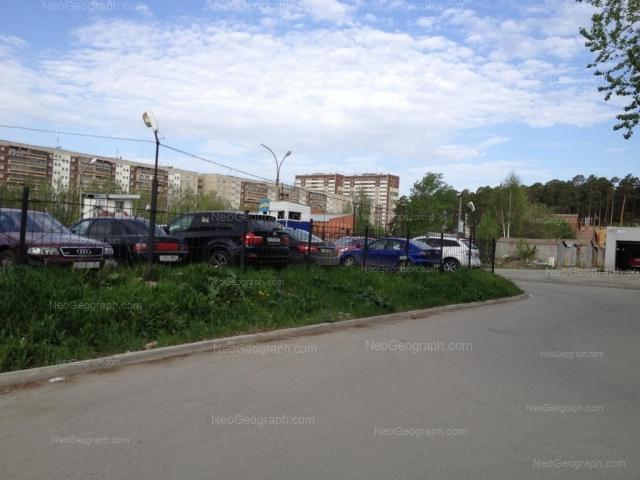 Address(es) on photo: Akademika Bardina street, 25/1, 25/2, 29, 31, Yekaterinburg