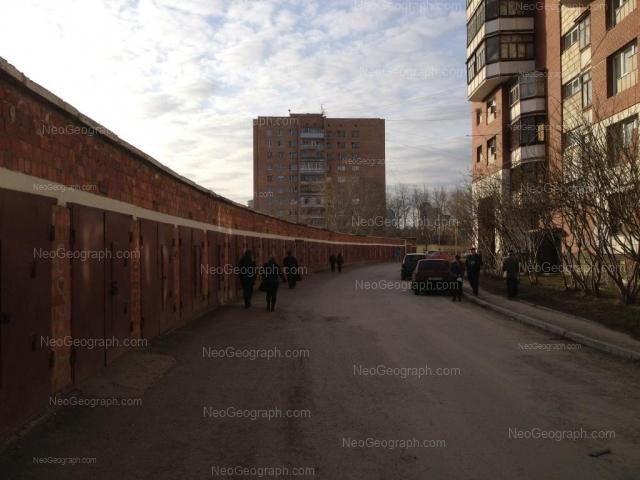 Адрес(а) на фотографии: улица Некрасова, 12, Екатеринбург