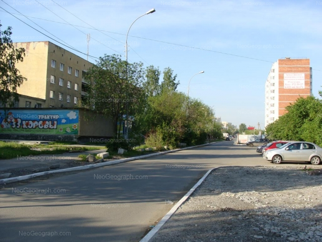 Адрес(а) на фотографии: улица Громова, 24, Екатеринбург