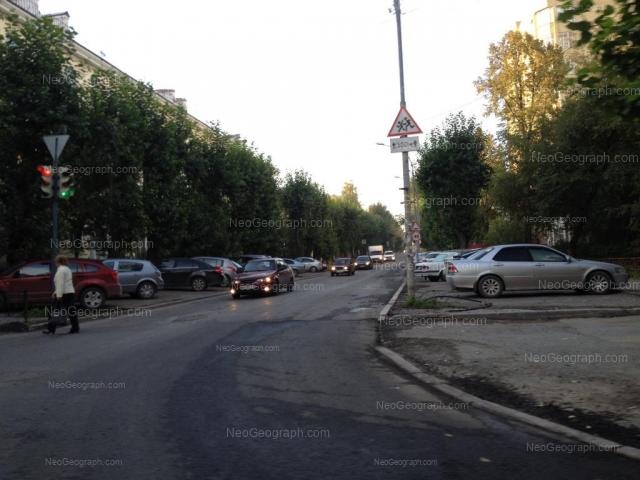 Адрес(а) на фотографии: улица Софьи Ковалевской, 9, 12, Екатеринбург