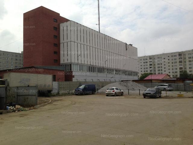 Адрес(а) на фотографии: улица Фрезеровщиков, 37А, Екатеринбург