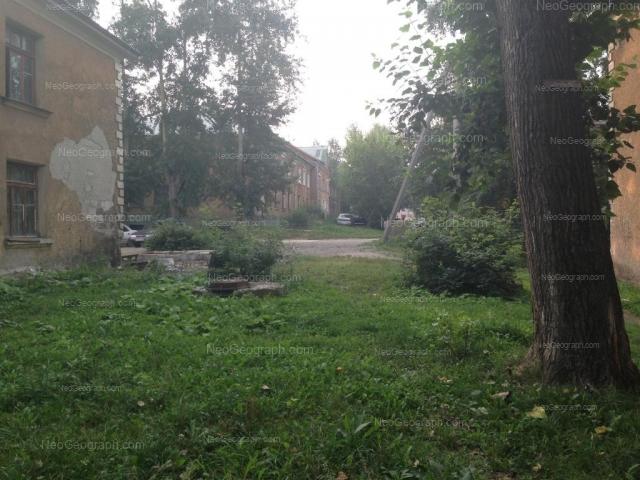 Адрес(а) на фотографии: улица Баумана, 30А, Екатеринбург