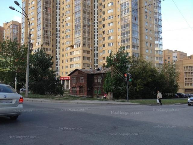 Адрес(а) на фотографии: Авиационная улица, 44, Екатеринбург