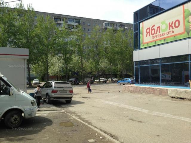 Адрес(а) на фотографии: улица Пехотинцев, 9, 10, Екатеринбург