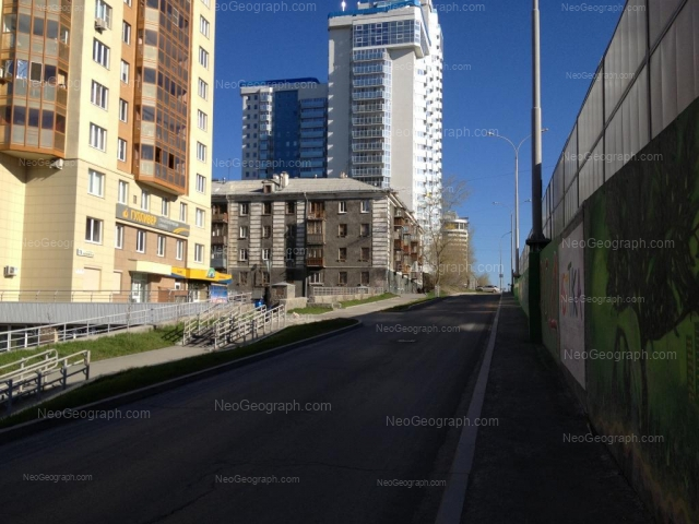 Address(es) on photo: Moskovskaya street, 66, 68, 70, Yekaterinburg