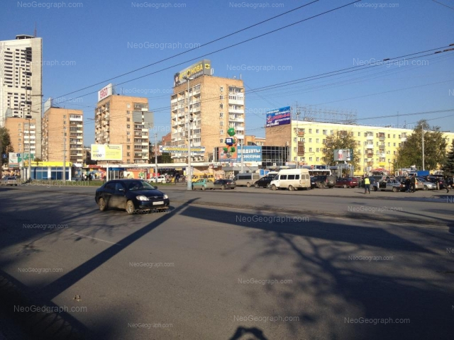 Адрес(а) на фотографии: улица Челюскинцев, 27, Екатеринбург