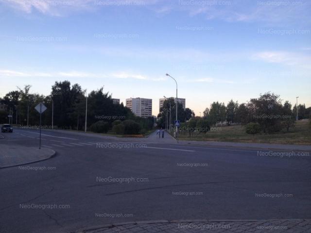 Address(es) on photo: Sverdlova street, 2, 4, 6, Yekaterinburg