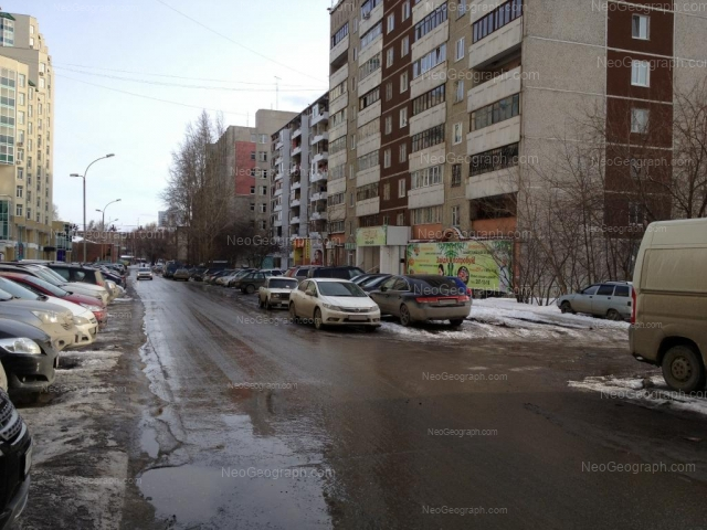 Адрес(а) на фотографии: Кузнечная улица, 82, 83, 84, 92, Екатеринбург