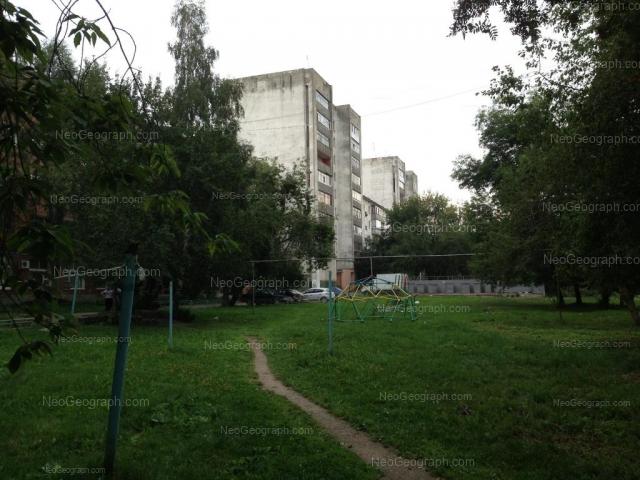 Адрес(а) на фотографии: улица Баумана, 49, Екатеринбург