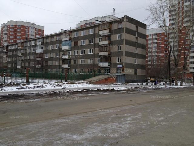 Адрес(а) на фотографии: улица Готвальда, 6/2, 6/4, Екатеринбург