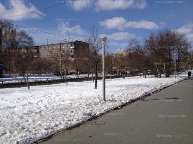 Адрес(а) на фотографии: Посадская улица, 32/1, 34, Екатеринбург