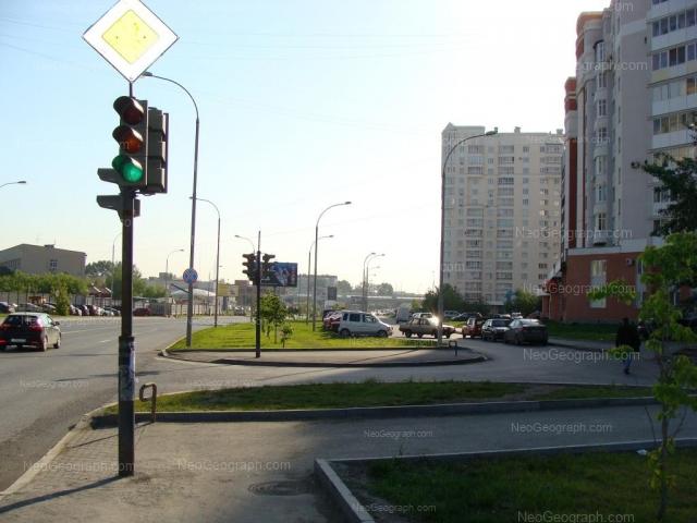 Адрес(а) на фотографии: улица Фурманова, 123, 127, Екатеринбург