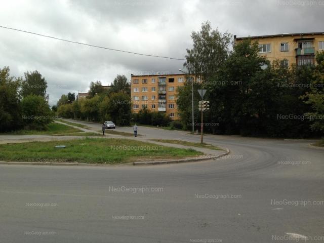 Адрес(а) на фотографии: Палисадная улица, 2, 4, Екатеринбург