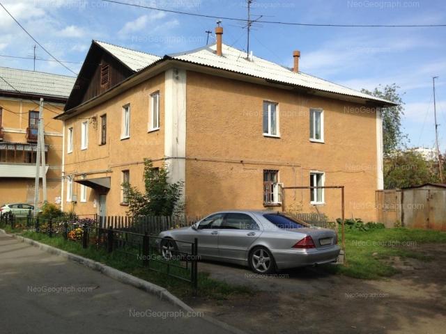 Адрес(а) на фотографии: Заводская улица, 15 к6, Екатеринбург