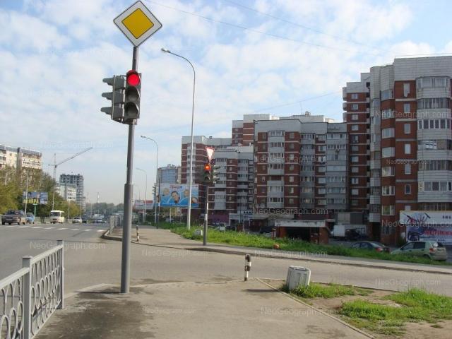 Адрес(а) на фотографии: улица Готвальда, 6/2, 6/3, 6/4, Екатеринбург