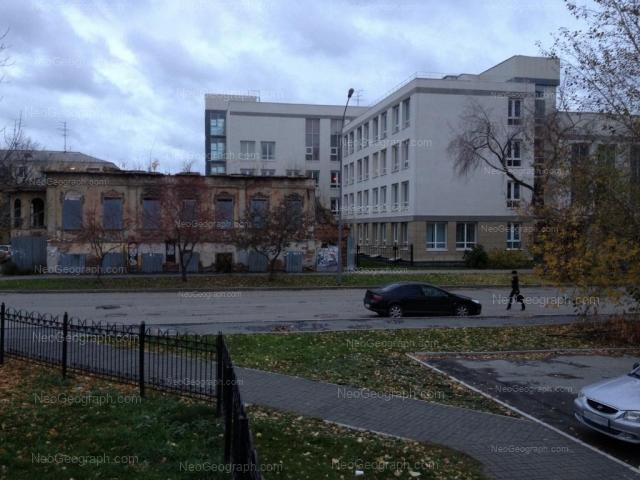 Адрес(а) на фотографии: улица Шейнкмана, 18, Екатеринбург