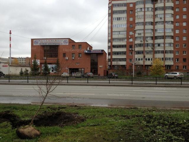 Адрес(а) на фотографии: Машинная улица, 29А, 29Б, Екатеринбург