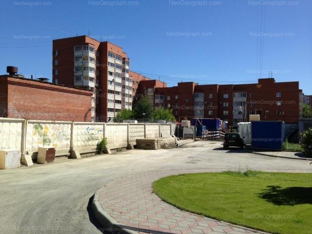 Адрес(а) на фотографии: улица Хохрякова, 32, 40, Екатеринбург